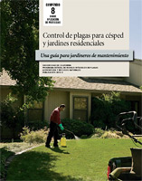 Lawn and residential landscape pest control, publication 3510