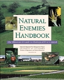 Photo of the book, Natural Enemies Handbook.