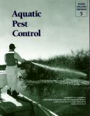 Photo of cover of the book, Aquatic Pest Control.