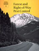 Photo of the book, Forest and Right-of-Way Control.