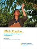 Photo of the cover of IPM in Practice: Principles and Methods of Integrated pest Management.