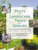 Cover of the book, Pests of Landscape Trees and Shrubs, Second Edition.