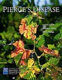 Photo of cover of publication, Pierce's Disease.