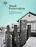 Photo of cover of Wood Preservation.