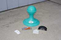 Various types of bait stations are available