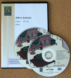 Cover of IPM for Schools DVD